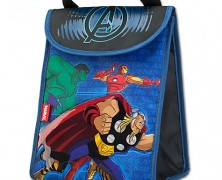 The Avengers Lunch Bag
