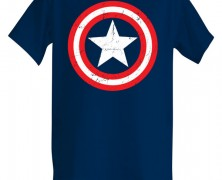 Cap's Shield T-Shirt