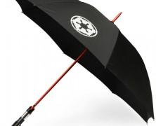 Star Wars Lightsaber Umbrella