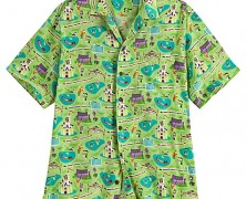 Magic Kindgom Retro Shirt for Men