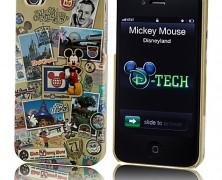 Nostalgic Walt Disney World iPhone 4 Case