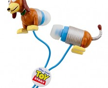 'Toy Story' Slinky Dog Ear Buds