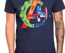 Marvel Avengers Assemble T-shirt