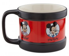 Mickey Mouse Club Day by Day Mug