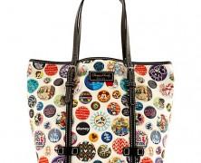 Disney Parks Buttons Dooney & Bourke  Bag
