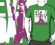 Han Solo Smugglin' T-shirt