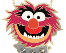 The Muppets Animal Pendant Necklace by nOir