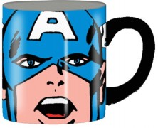 Marvel Captain America Coffee Mug