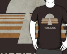 Epcot Horizons T-shirt