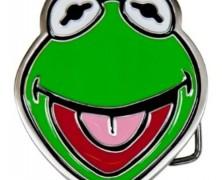 Kermit the Frog Belt Buckle