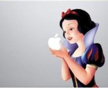 Snow White MacBook Decal