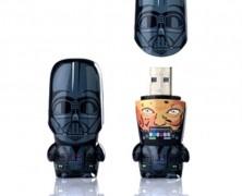 Darth Vader Unmasked Flash Drive