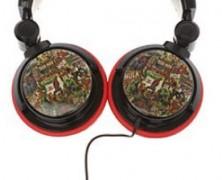 Marvel Comics DJ Style Headphones