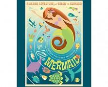 The Little Mermaid Ariel Giclee