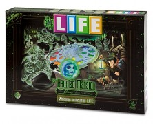 The Game of Life Haunted Mansion Edition