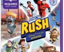 Kinect Rush: A Disney Pixar Adventure for Xbox 360