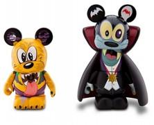 Vinylmation Spooky Goofy and Pluto