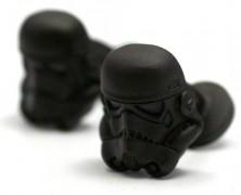 Stormtrooper Matte Black Cufflinks