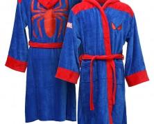 Marvel Comics Spider-Man Bathrobe