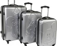 Disney Mickey & Friends Embossed Luggage