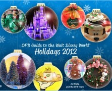 DFB Guide to the Walt Disney World's Holidays 2012