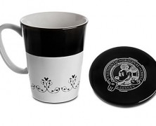 Mickey Mouse Coffee Cup and Lid Set