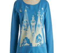 Knits a Small World Sweatshirt
