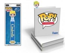Cinderella 3D Pop! Bookmark by Funco