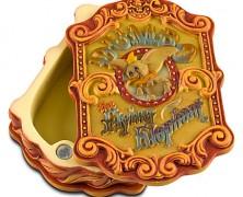 Flying Dumbo Trinket Box by Olszewski