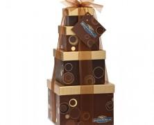 Ghirardelli Sensational Sweets Chocolate Tower