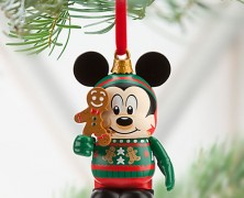 Mickey Mouse Jingle Smells Vinylmation Ornament