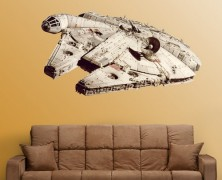 Millennium Falcon Giant Wall Graphic