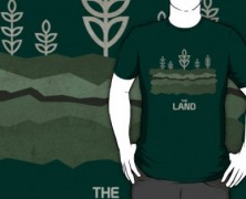 Epcot's The Land T-shirt