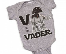 Darth Vader Creeper Onesie