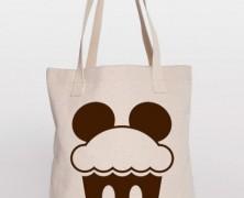 Disney Cupcake Tote Bag