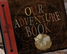 Our Adventure Book from Disney's Up