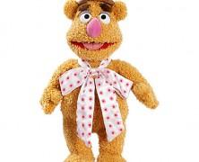 Muppets Fozzie Bear 13 Inch Plush