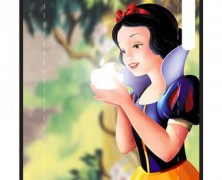 Snow White iPhone 5 Case