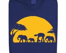 Star Wars Lion King Mashup T-Shirt