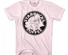 Starbucks Little Mermaid T-shirt