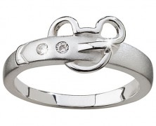 Mickey Mouse Buckle Ring