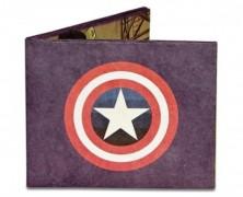 Captain America Mighty Wallet
