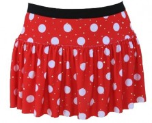 Minnie Mouse Running Skirt