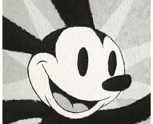 Oswald Giclee Art on Paper or Canvas