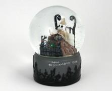 Nightmare Before Christmas Snow Globe