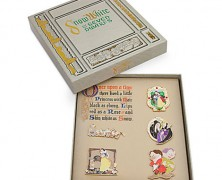Snow White Limited Edition 5 Pin Set