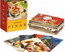 Art of Pixar Postcard Collection