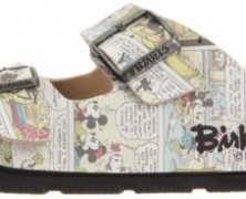 Birkis Haiti Disney Comic Strip Sandals