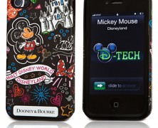 Dooney & Bourke Mickey Mouse Sketch iPhone Case