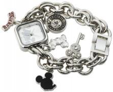 Mickey Mouse Charm Bracelet Watch